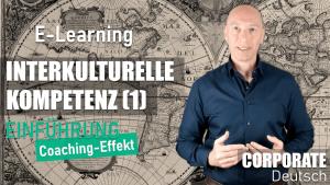 Training Interkulturelle Kompetenz Grundlagen